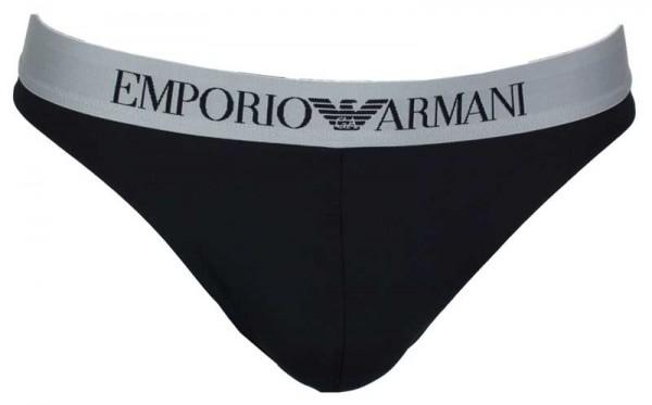 Armani String Iconic second skin zwart