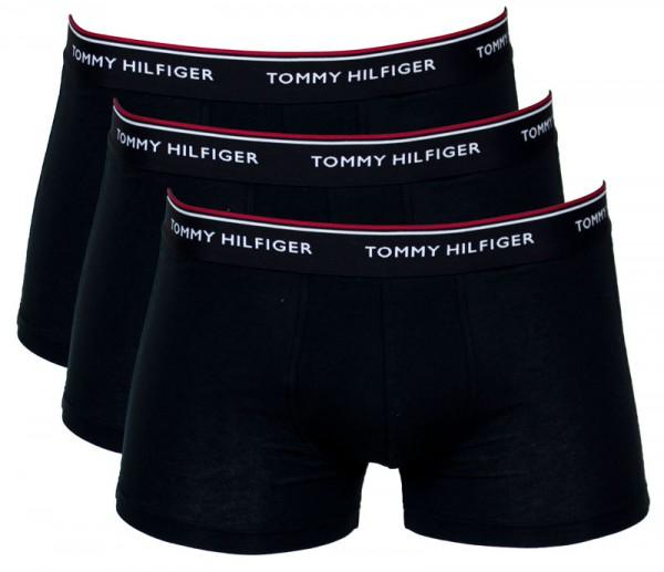 Tommy Hilfiger boxershorts 3-pack Essentials zwart