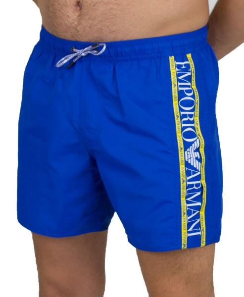 Armani Zwemshort EA blue