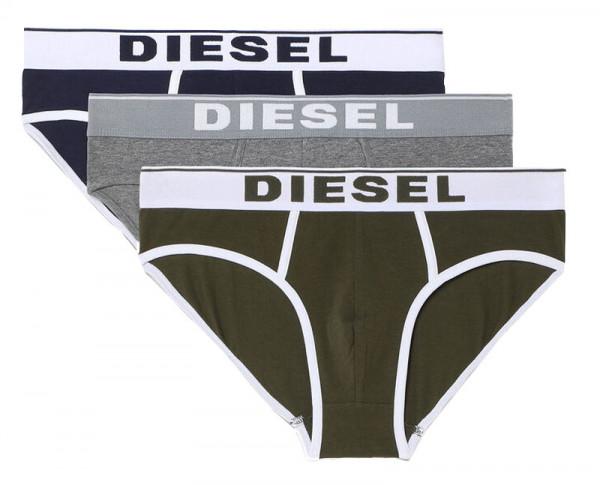 Diesel slips fresh-bright 3-pack heren