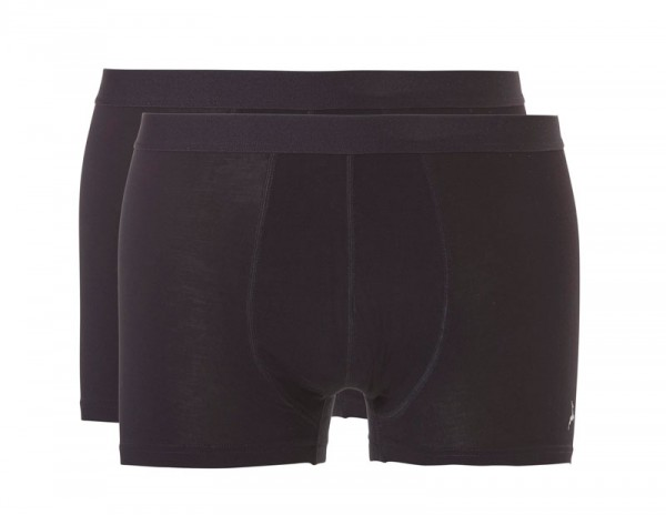 Ten Cate Bamboo shorty 2-pack zwart