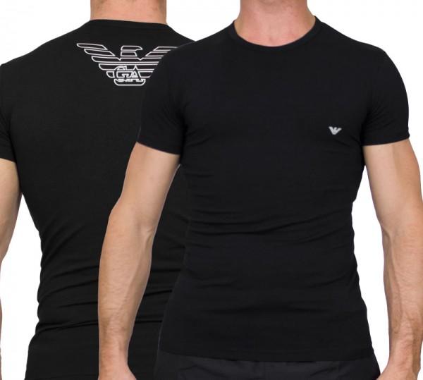 Armani T-shirt GA stretch cotton