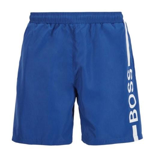 Hugo Boss Dolphin zwemshort blauw
