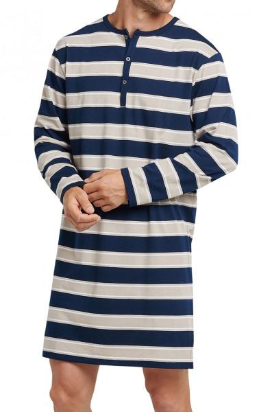Schiesser nachthemd met knoopjes voorkant
