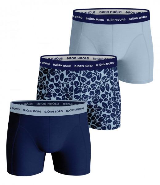 Bjorn Borg Boxershorts Essentials 3-pack blue
