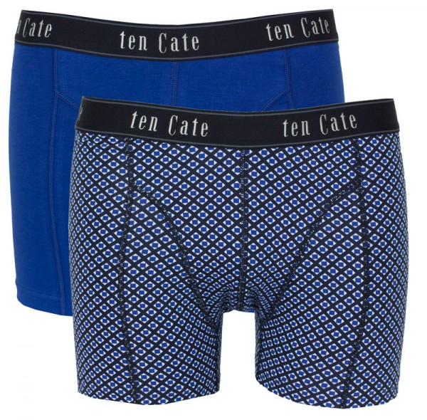 Ten Cate 2-pack boxershorts Fine print