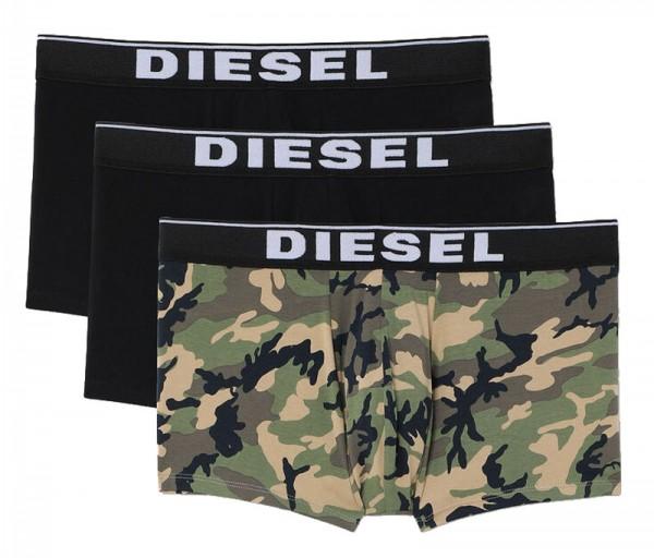 Diesel boxershort Damien Camouflage 3-pack