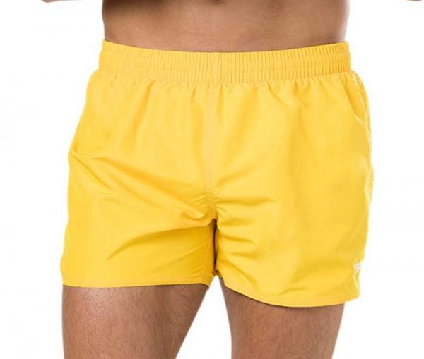 Speedo Zwemshort fitted leis geel