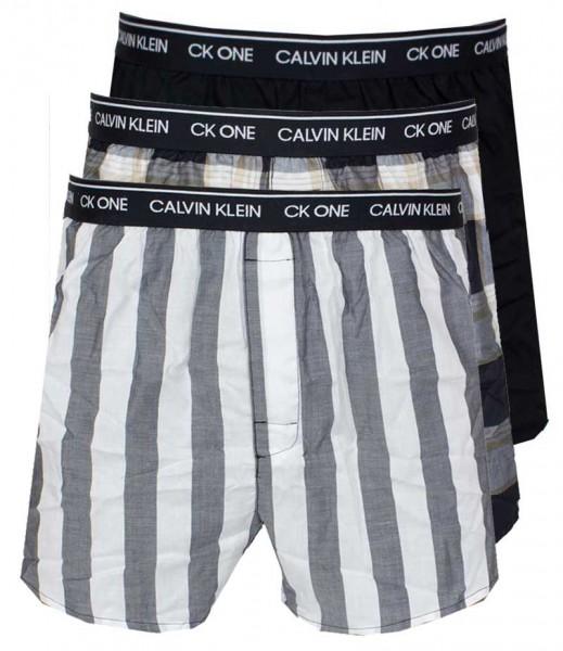 Calvin Klein boxers slim fit 3-pack