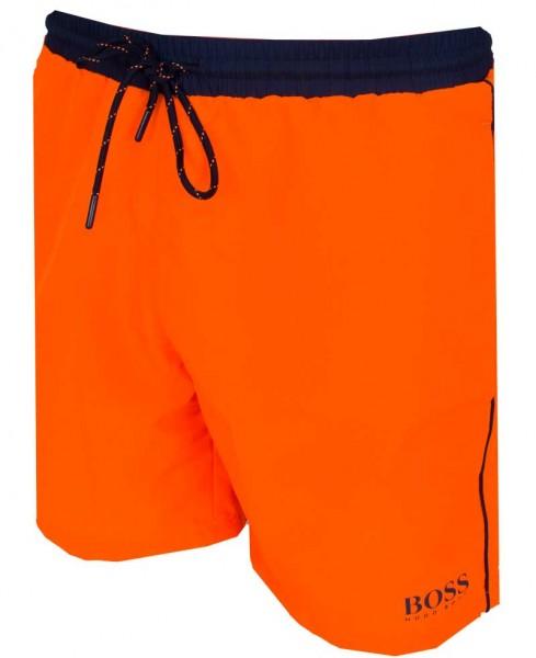 Hugo Boss Starfish zwemshort oranje