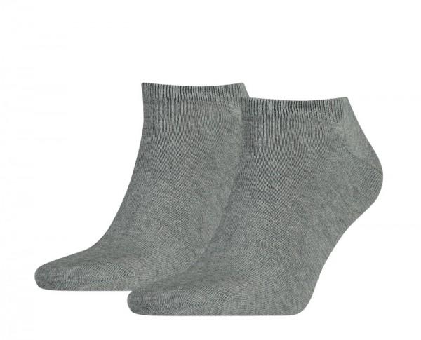 Tommy Hilfiger Sneaker sokken 2-paar grijs