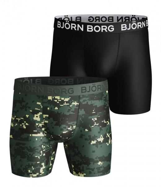 Bjorn Borg boxershorts Digital woodland 2-pack