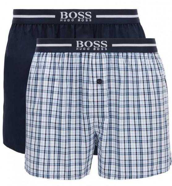 Hugo Boss Boxers wijd 2-pack
