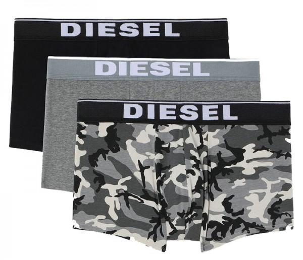 Diesel boxershorts Damien Camouflage 3-pack
