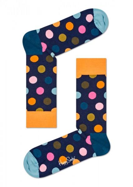 Happy Socks Sokken big dot block