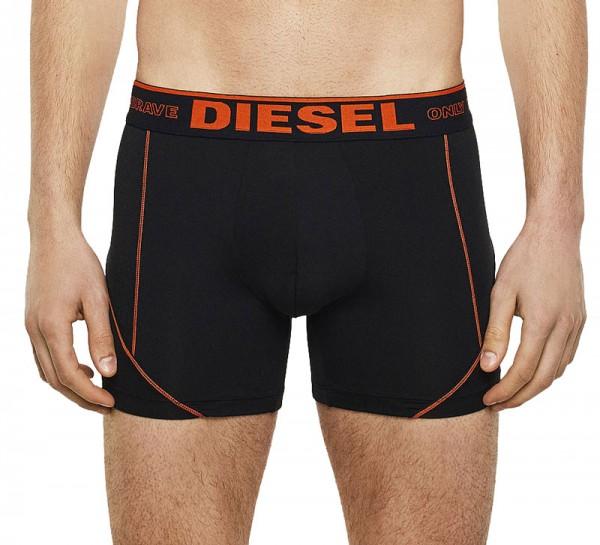 Diesel Boxershort 55-Dcut microfiber oranje