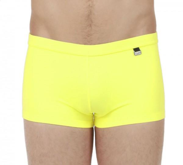 Hom zwemboxer Splash geel