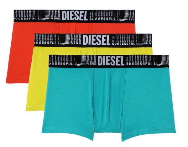 Diesel boxershort Damien 3-pack oranje