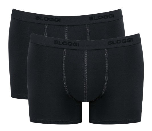 Sloggi boxershorts 24/7 zwart