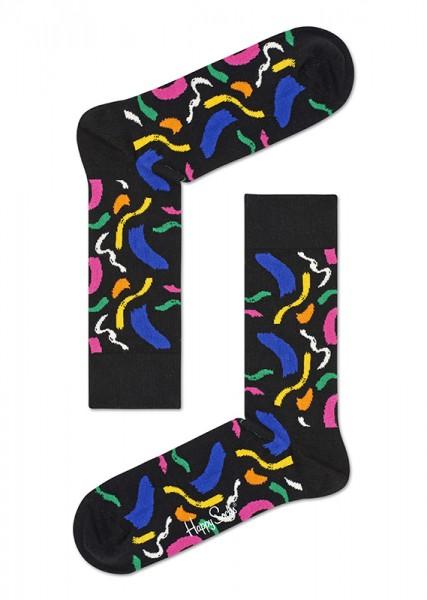 Happy Socks Sokken Brush stroke