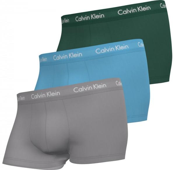 Calvin Klein boxershorts 3pack low rise trunk
