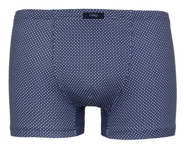Mey bodywear shorty yacht blue