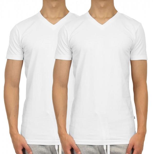 Claesens V-shirt stretch 2-Pak